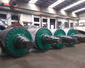 Press Roll Paper Machine