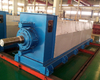 Double Wire Screw Pulp Press Squeezer Machine For Fiber Dewatering