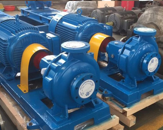 Water Impeller Centrifugal Pump